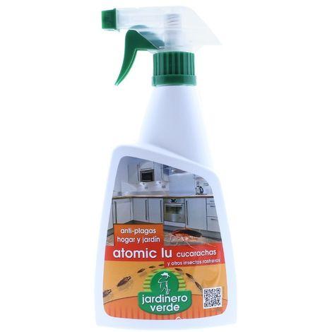 Anti-cucarachas jardinero verde 500 ml