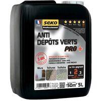 Anti dépots verts Pro+ concentré Seko 5L
