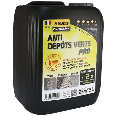 Anti dépots verts Pro Seko 5L