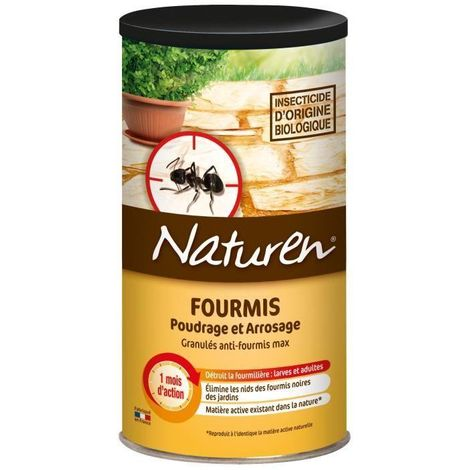 Anti-fourmis - 250 g Aucune