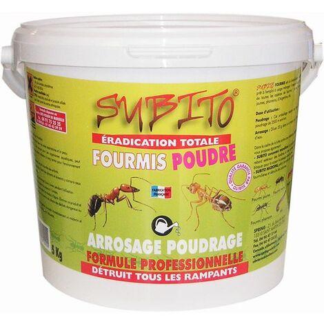 anti-fourmis en poudre 5kg - fourmis poudre 5kg - subito