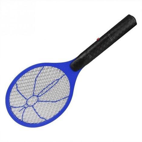Anti insectes Répulsifs Anti-moustique électrique anti-moustiques anti-raquettes Zapper (bleu)