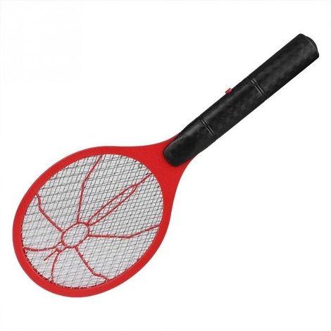 Anti insectes Répulsifs Anti-moustique électrique anti-moustiques pour tueur de raquette Zapper (rouge)