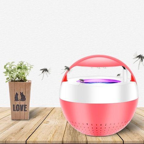 Anti insectes Répulsifs Maison-utilisation Chambre Femmes Enceintes Enfants LED Photocatalyseur Mosquito Lampe Anti-Rayonnement