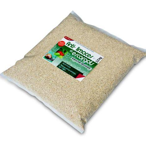 Anti limaces au phosphate ferrique UAB 2,5 kg
