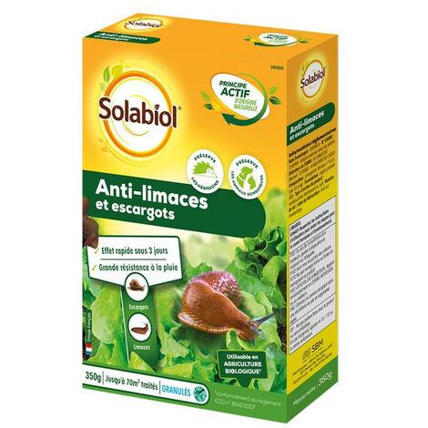 Anti-limaces et escargots 100% naturel Solabiol