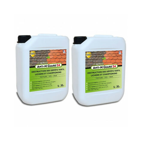 Anti M - Guard® 24 - 5 Litres - Lot de 2