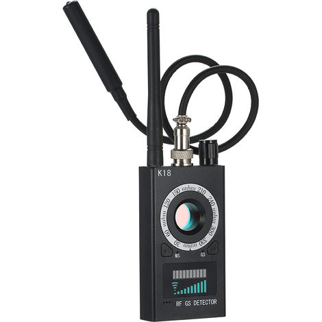 Anti-monitor Detector Camara GSM Audio Bug Finder , Buscador de WIFI