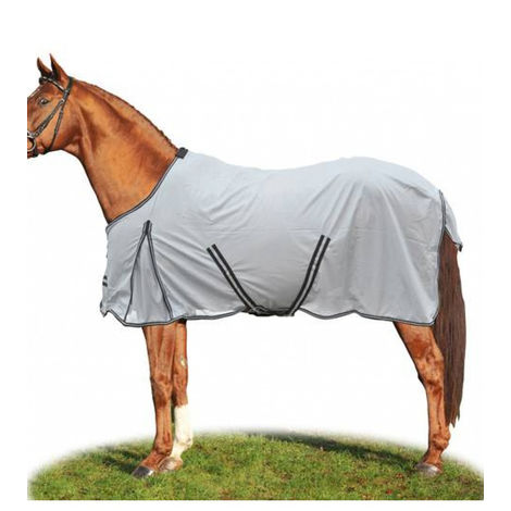 Anti-mosque blanket for horses model Classic HKM Classic
