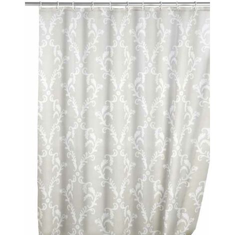 Anti-mould shower curtain Baroque WENKO