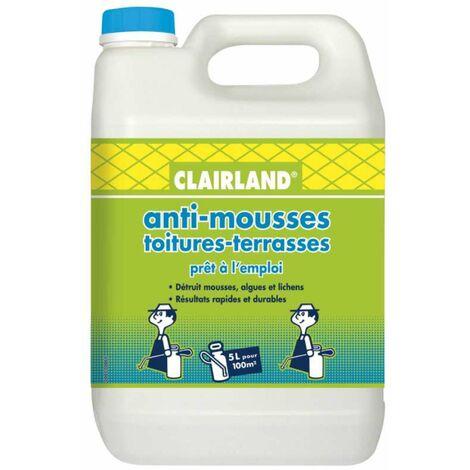 Anti-mousses clairland prêt à l'empoi 5L