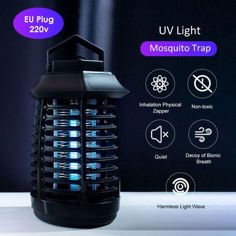Anti-moustique electronique, lampe anti-moustique, piege a choc electrique, norme europeenne