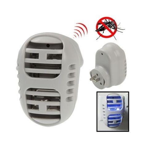 Anti Moustique Répulsifs blanc Insect Killer avec lumière LED US Plug
