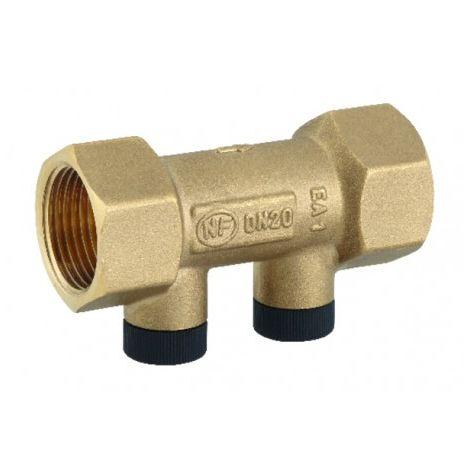 Anti-pollution check valve NF hosta 1/2? FF - GRANDSIRE : 21080