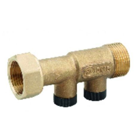 Anti-pollution check valve NF hosta 3/4? F M - GRANDSIRE : 21100