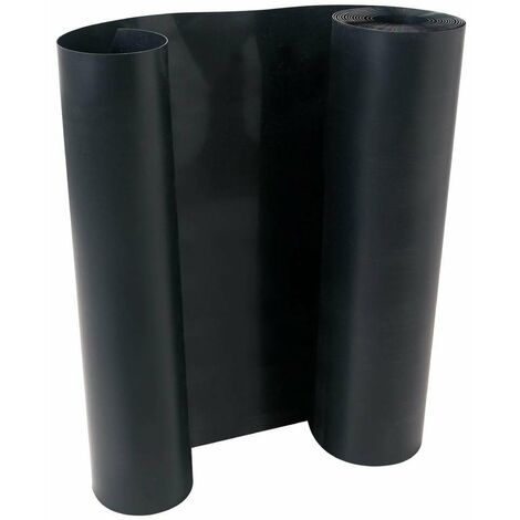 "main image of ""Anti rhizome, racine, bambou barrière 5 mètres noir 500 - noir"""