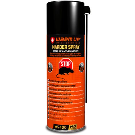 Anti rongeur voiture efficace - 400ml - WARM UP