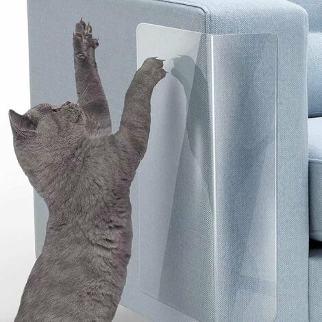 Anti-scratch sticker kit for cat sofa toy for chat sofa for cat anti-scratch unilateral sticker Cat leg tape for cat scratch (large size 23 * 46 (two sets))
