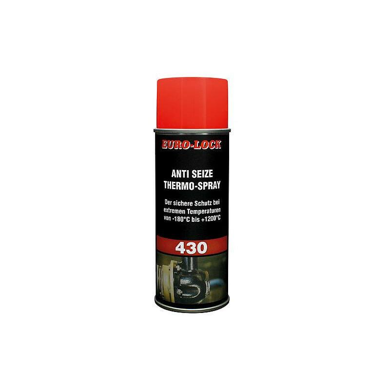 Anti-Seize-Thermo-Spray couleur argent Aerosol 400 ml