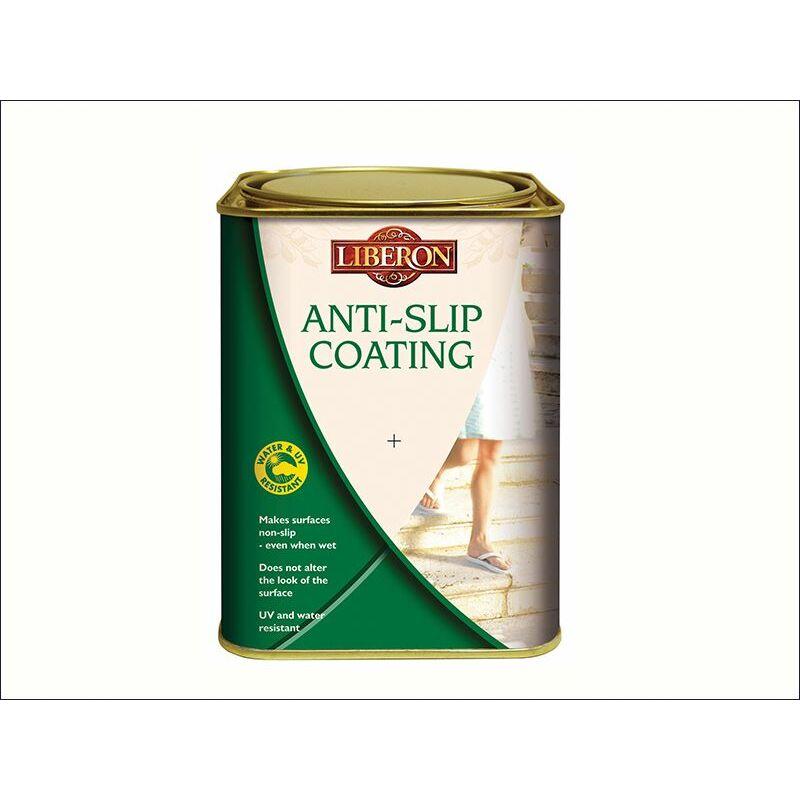 Image of Anti-Slip Coating 1 Litre (LIBASC1L) - LIBERON