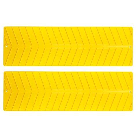 Anti slip mat Grip System 740x225mm set of 2 pieces