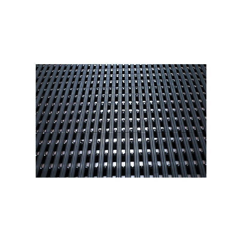 Image of 0.5MX10M HD Economy Anti Slip/Spillage Roll Black - Sitesafe