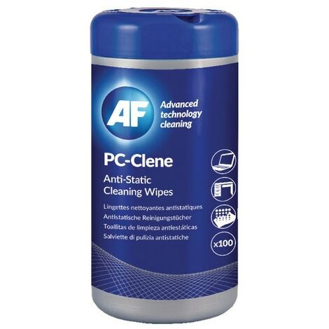 Anti-Static Cleaning Wipes