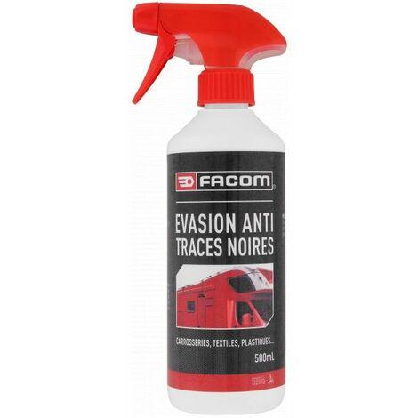 Anti-traces noires Evasion Facom 500ml (pulvérisateur) 17.37