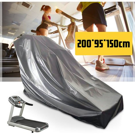 Anti Uv Treadmill Cover Shelter Running Jogging Machine Dustproof Protective Bag Hasaki
