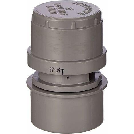 Anti-vide droit pour tube Ø32 ou Ø40 mm à coller - Wirquin - 79015002