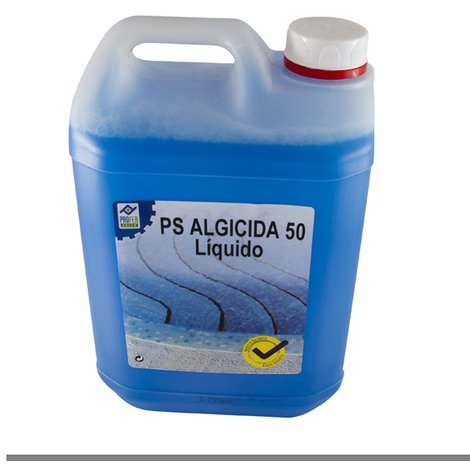Anti-algas o algicidas