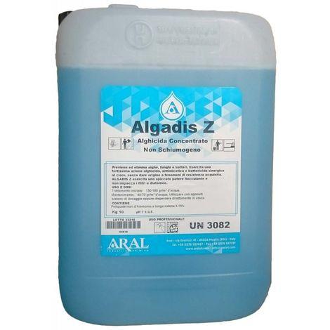 "main image of ""Antialghe Schiarente Concentrato Algadis Z 10 kg Professionale"""