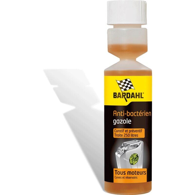 BARDAHL anti bactérien diesel Réf: 1066 250mL