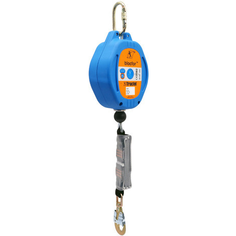 Anticaidas Retractil Cable - TRACTEL - Blocfor 10 Esd