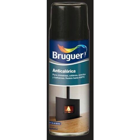ANTICALORICA SPRAY NEGRO 0.4L BRUGUER