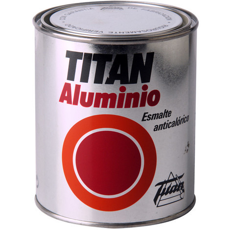 Anticalorico Aluminio - TITAN - 007000334 - 750 CC