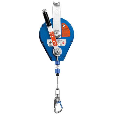 Antichute à câble de 12.00m à 65.00m (plusieurs tailles disponibles)