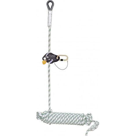 Antichute corde multi-usage de 10m à 50m (plusieurs tailles disponibles)