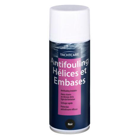 Antifouling aerosol antifouling propellers and bases YACHTCARE - black - 400 ml