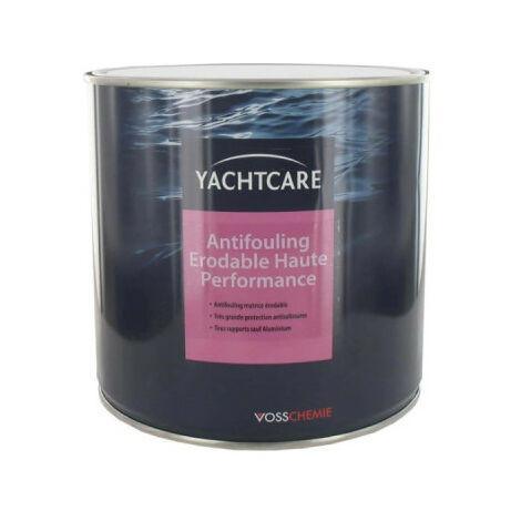 Antifouling high performance erodable matrix antifouling YACHTCARE - red - 2,5L