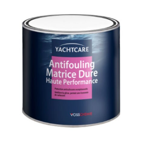 Antifouling high performance hard matrix YACHTCARE - navy blue - 2,5l