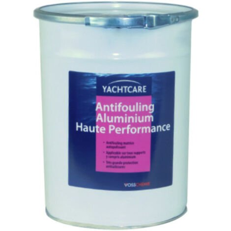 Antifouling special aluminium YACHTCARE - navy blue - 5l