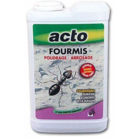 Antifourmis poudre 400g FOUR11+