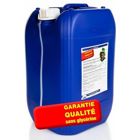 Antigel sanitaire CALOP 30E prêt à l'emploi - bidon bleu de 20 litres
