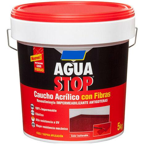 Antigoteras Caucho Color Terracota - AGUASTOP CEYS - 903302 - 5 KG
