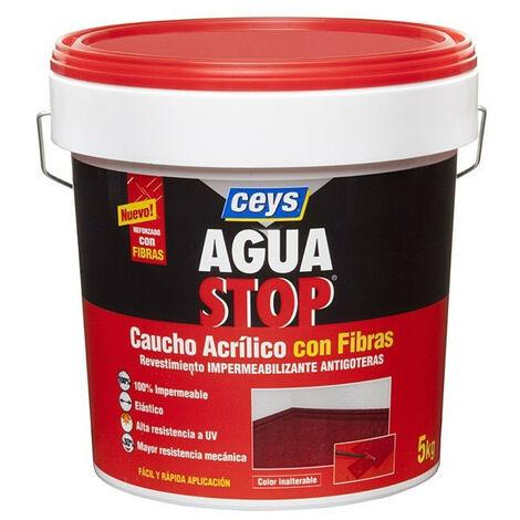 Antigoteras Caucho Gris - AGUASTOP CEYS - 903303 - 5 KG
