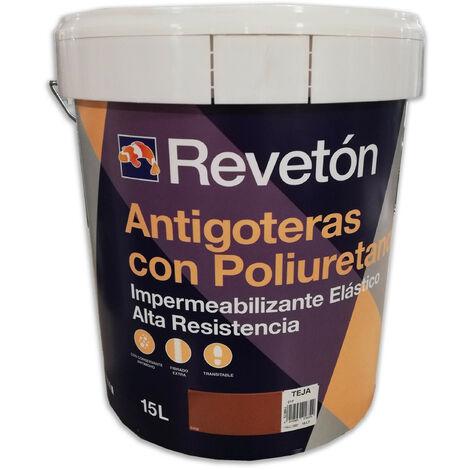 ANTIGOTERAS CON POLIURETANO 15 LT
