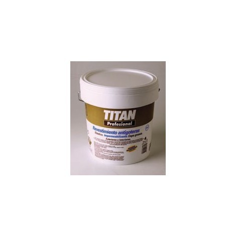 Antigoteras Rojo Ingles - TITAN - 03E260601 - 1 L