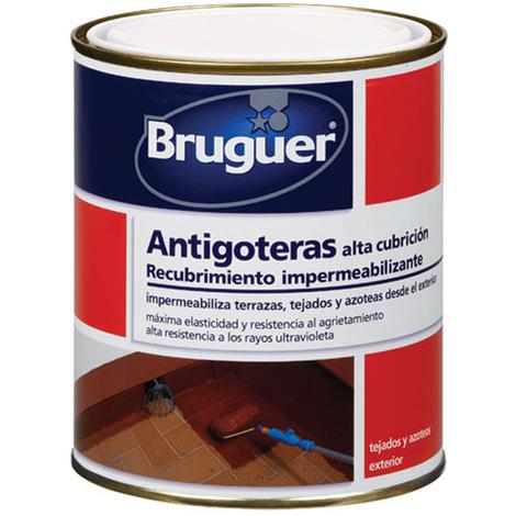 Antigoteras Rojo Teja - BRUGUER - 5056576 - 4 L