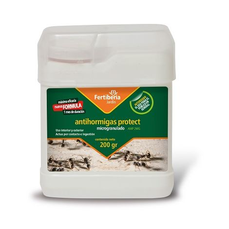 Antihormigas Protect Granulado FERTIBERIA 200 gr